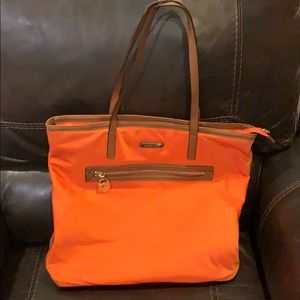 Michael Kors Orange Shoulder bag